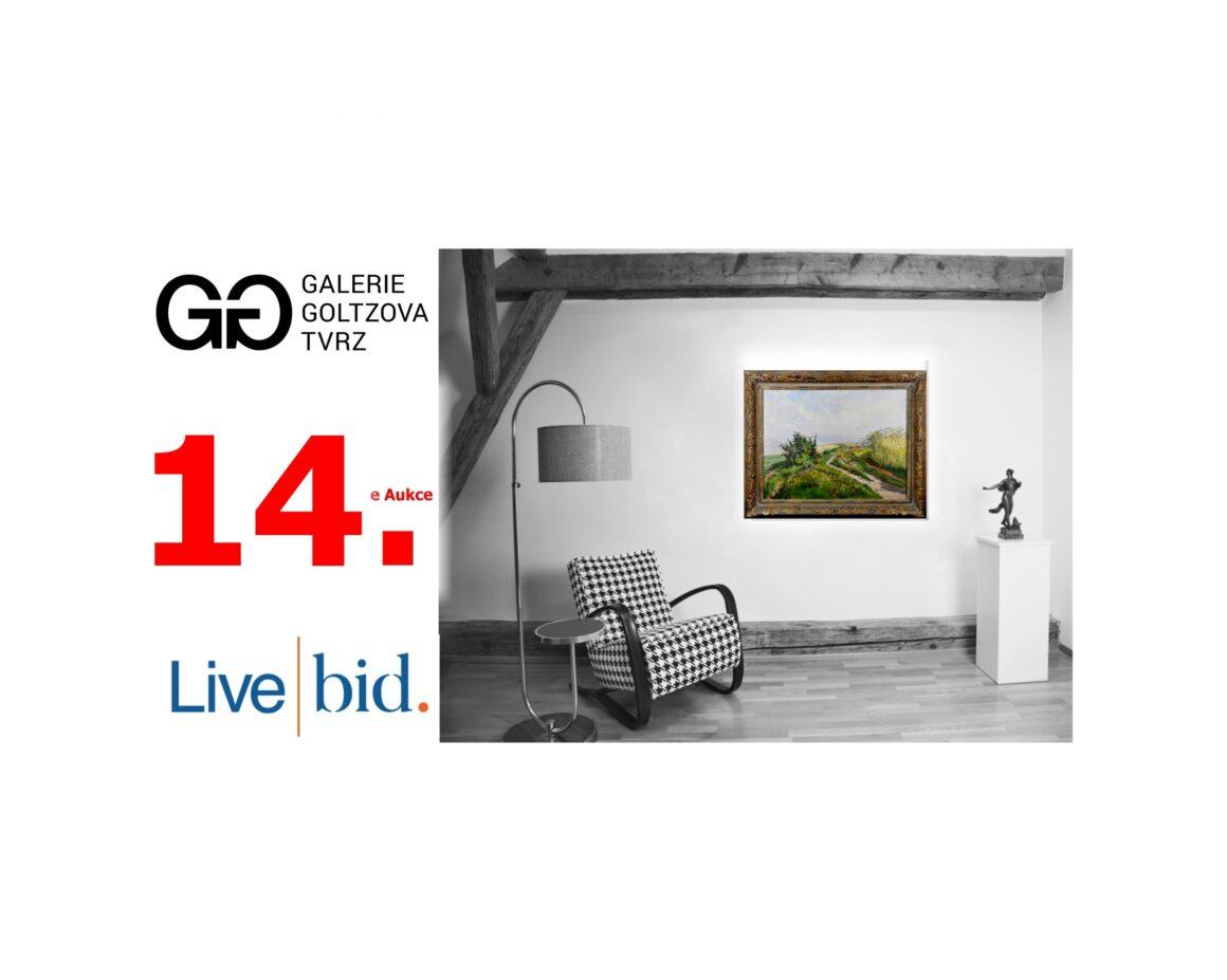 14. e Aukce na LiveBid.cz